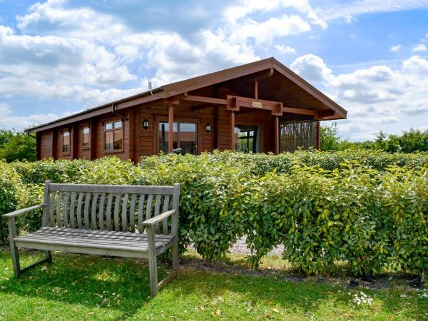 Hawthorn Lodge in Burgh le Marsh, Lincolnshire, England