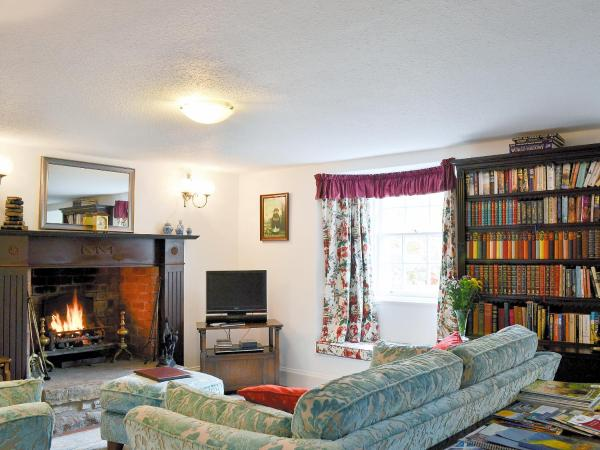 The Great Lodging Garden Flat in Anstruther, Fife, Scotland