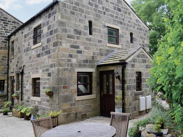 Shaw Top Cottage in Haworth, West Yorkshire, England
