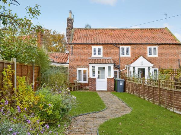 May Cottage in Happisburgh, Norfolk, England