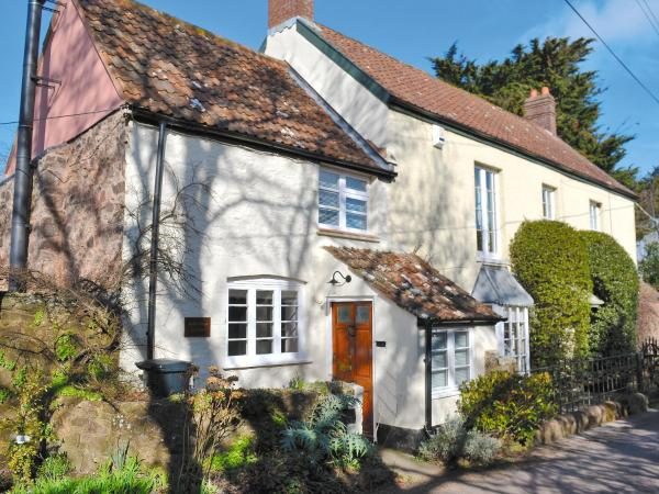 Sweet Briar Cottage in Holford, Somerset, England