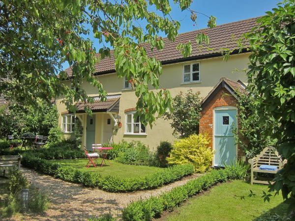 Granary Cottage in Needham Market, Suffolk, England