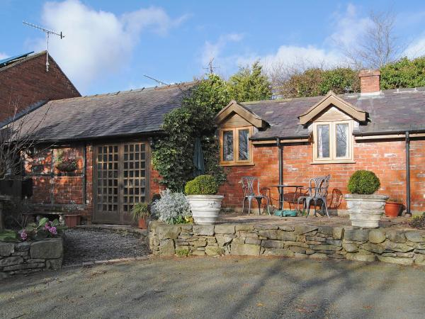 Gardeners Cottage in Criggion, Powys, Wales