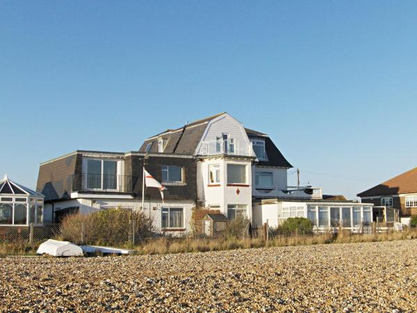 5 Coast Lodge in Pevensey, East Sussex, England