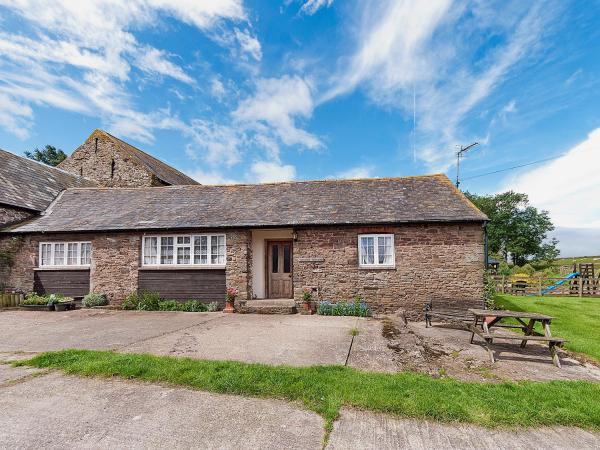 Granary Cottage in Abergavenny, Monmouthshire, Wales