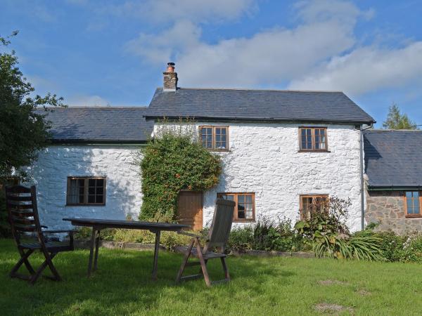 Pen Y Braich in Llanwddyn, Powys, Wales
