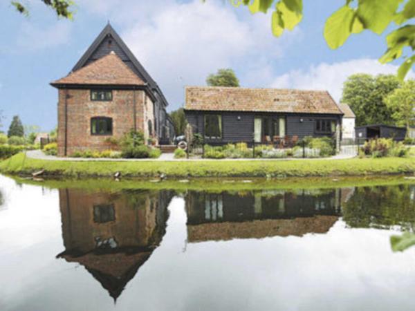 Willow'S Cottage_ in Wattisham, Suffolk, England
