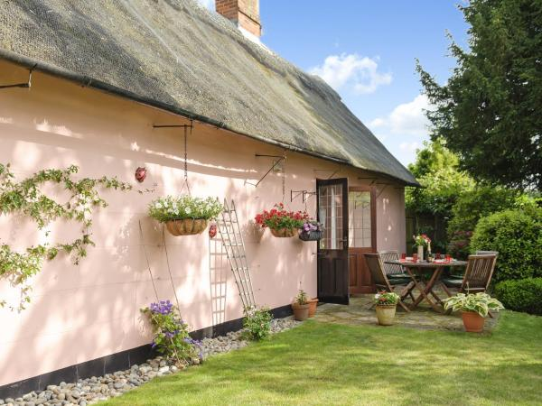 Dickory Cottage in Yoxford, Suffolk, England