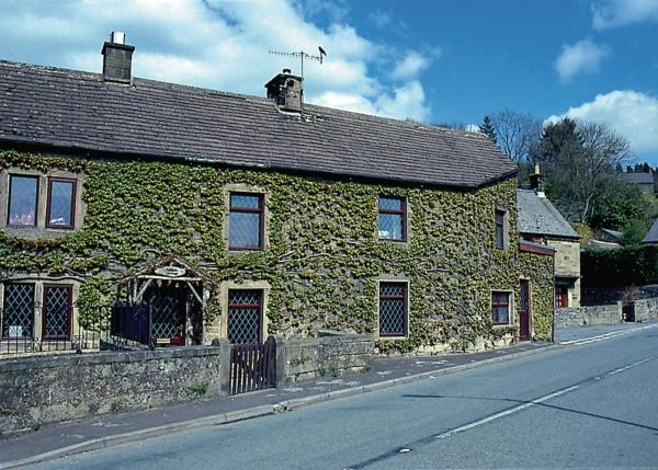 Corner Cottage II in Great Rowsley, Derbyshire, England