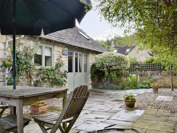 Joiners Cottage in Upper Slaughter, Gloucestershire, England