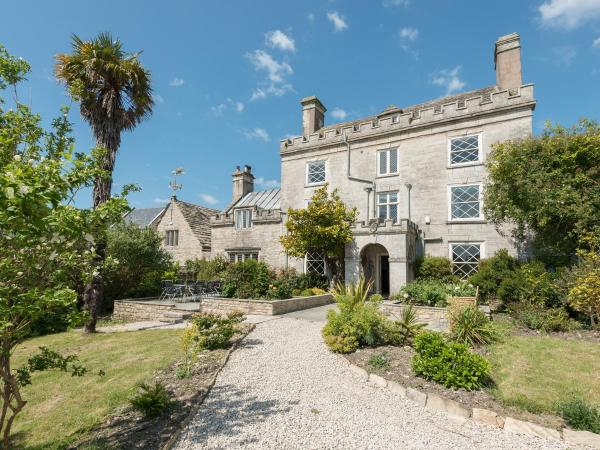 Newton Manor House in Swanage, Dorset, England