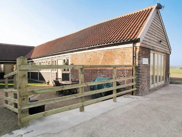 High Barn Abbots in Loddon, Norfolk, England