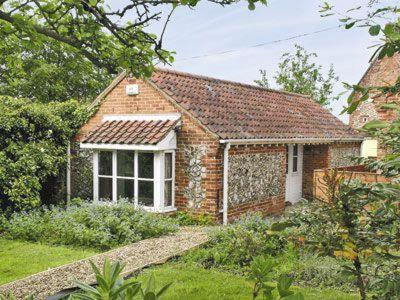 Gables Cottage in Hevingham, Norfolk, England