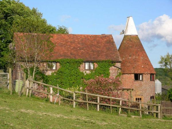 Millers Oast in Battle, East Sussex, England