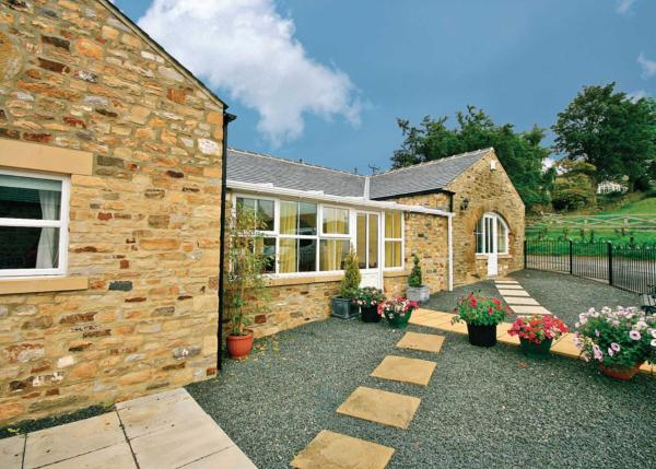 Granary Cottage in Stanhope, County Durham, England