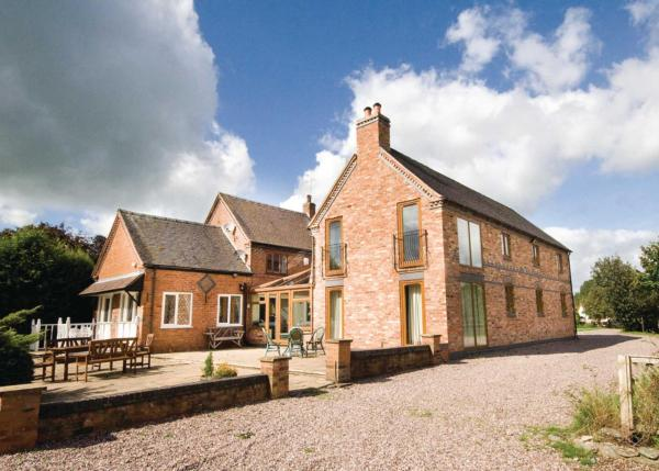 The Granary IX in Audlem, Cheshire, England