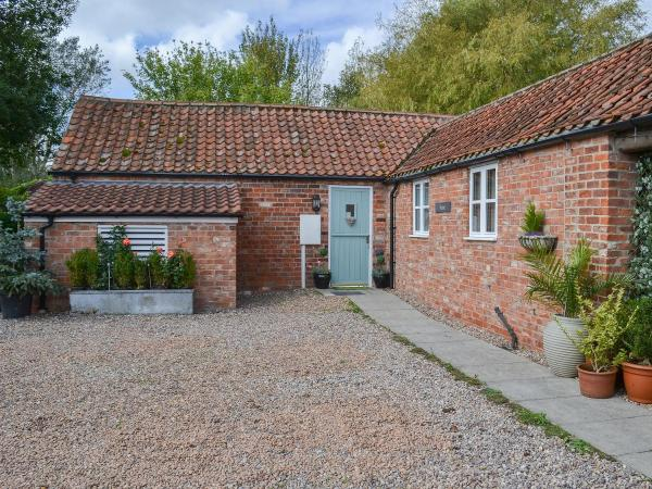 Rose Barn in Chapel Saint Leonards, Lincolnshire, England