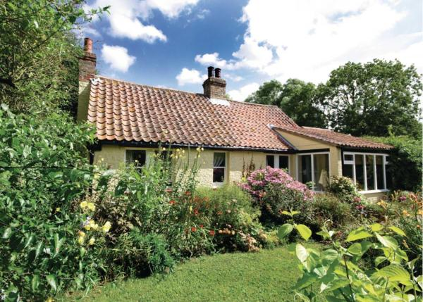 Garth Cottage in Little Carlton, Lincolnshire, England