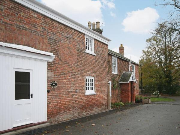 Granary Cottage II in Wainfleet All Saints, Lincolnshire, England