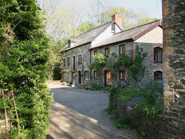 Mullybrook Mill in Chulmleigh, Devon, England
