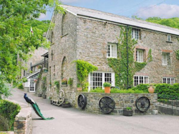 Owlery Holt in Great Torrington, Devon, England