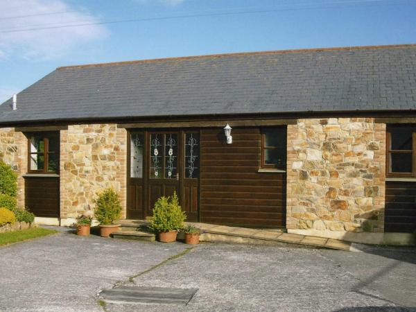 Clip Clop Cottage in Crantock, Cornwall, England