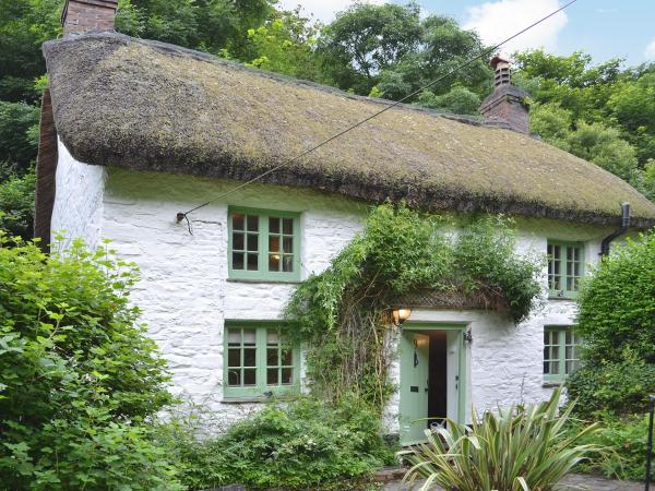 George'S Cottage in Clovelly, Devon, England