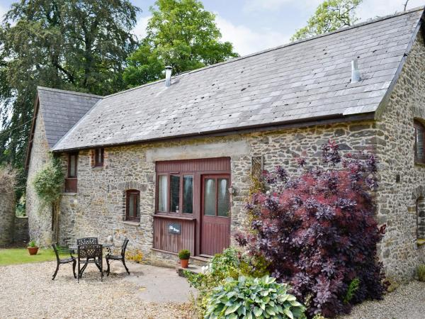 Ash Cottage in Winsford, Somerset, England