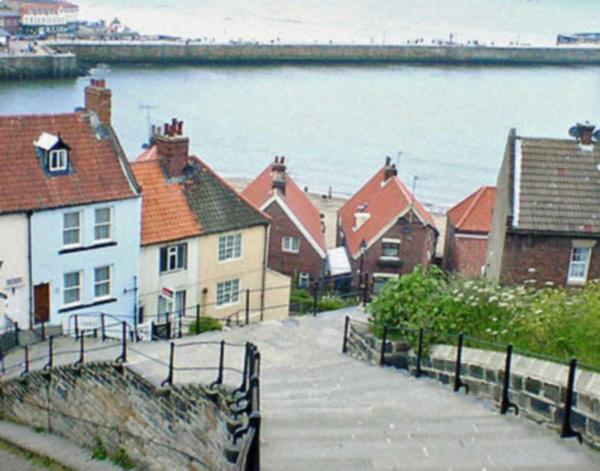 Seacrest Cottage in Whitby, North Yorkshire, England