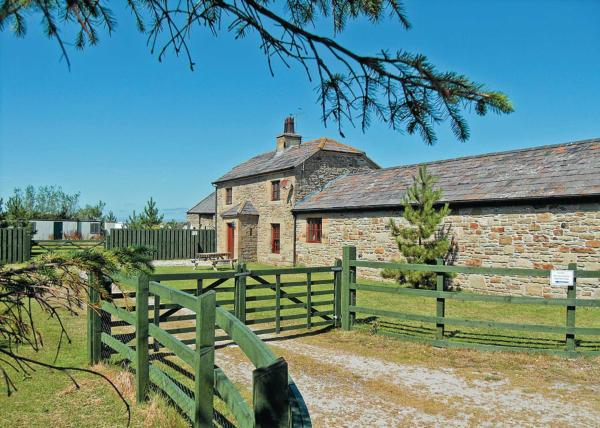 Inglenook Cottage in Prestatyn, Denbighshire, Wales