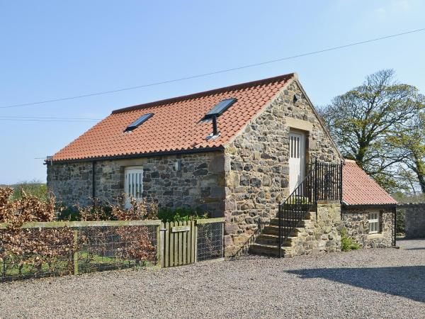 Stable Cottage in Craster, Northumberland, England