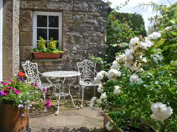 Rose Cottage in Bassenthwaite, Cumbria, England