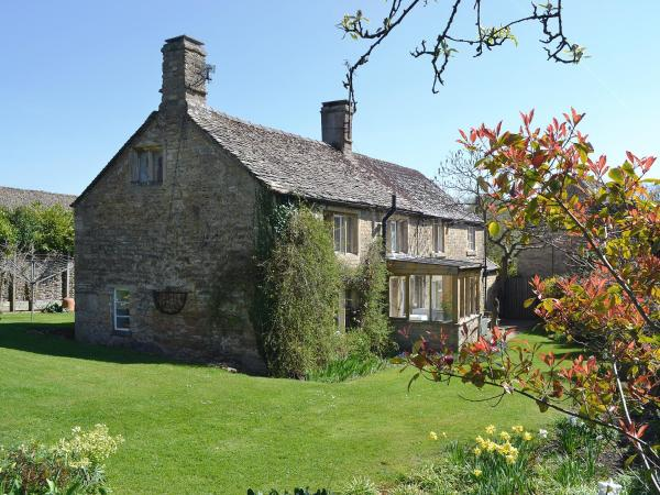 Charlton Cottage in Wyck Rissington, Gloucestershire, England