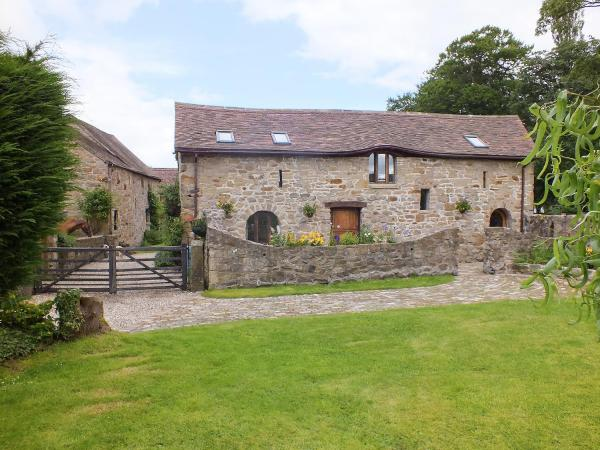 The Byre in Chirk, Wrexham, Wales