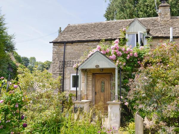 Folly Cottage in Avening, Gloucestershire, England