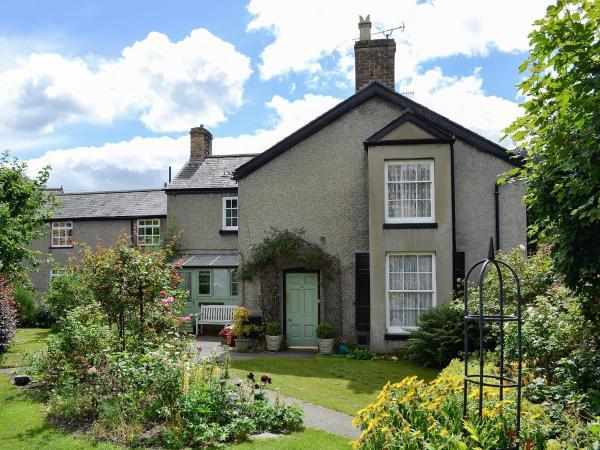 Green Villa in Llangollen, Denbighshire, Wales