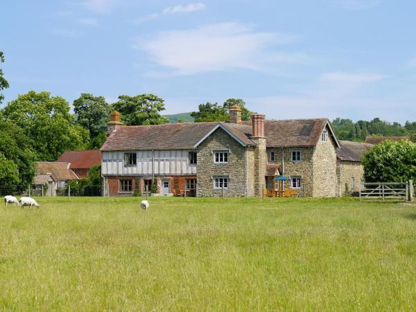 Henley Farmhouse in Acton Scott, Shropshire, England