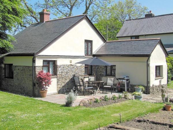 Jennings Cottage in Kilkhampton, Cornwall, England