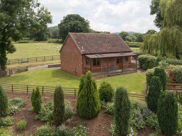 Parkers Lodge in Mathon, Herefordshire, England