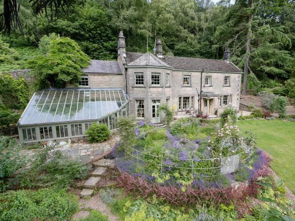 Lumsdale House in Matlock, Derbyshire, England
