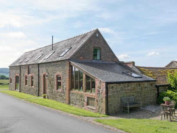 Old Hall Barn in Kenley, Shropshire, England