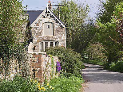 The Coach House in Llandogo, Monmouthshire, Wales