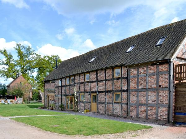 The West Barn in Hanley Castle, Worcestershire, England