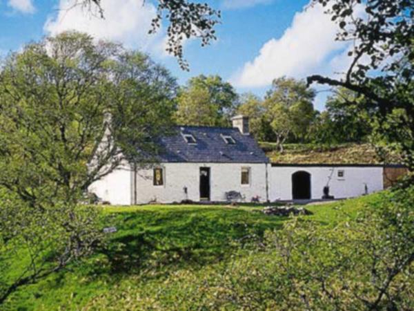 Naver Cottage in Skail, Highland, Scotland