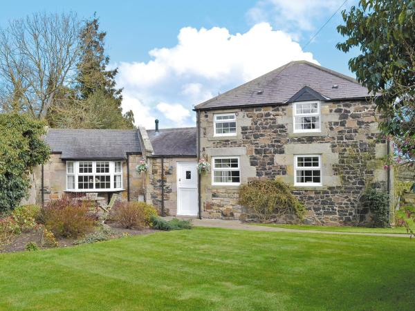 Stable Cottage in Belford, Northumberland, England