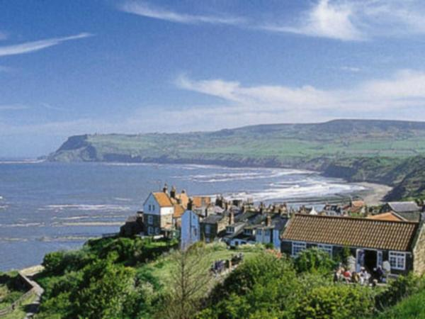 Bloomswell in Robin Hood's Bay, North Yorkshire, England
