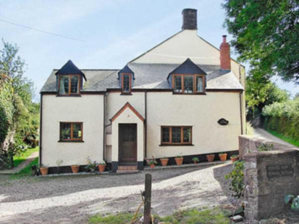 Denhill Cottage in Chipstable, Somerset, England