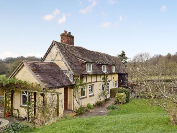 Barton Cottage in Mathon, Herefordshire, England