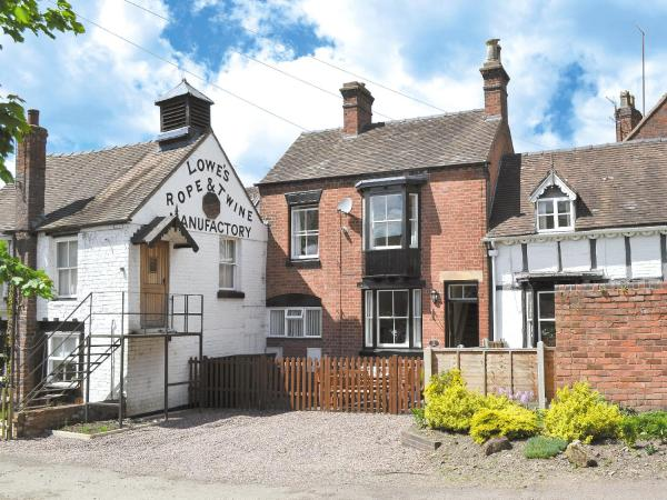 Ropeworks Cottage in Bewdley, Worcestershire, England