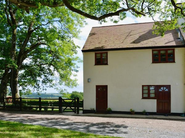 East Hillerton Lodge in Spreyton, Devon, England